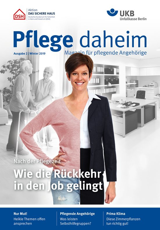 DSH Pflege-Magazin Winter 2019/2020
